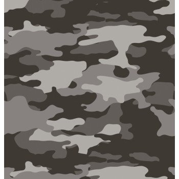 "Operation Camo Plastic Tablecover 54"" x 108"" Camouflage Party Supplies"