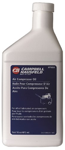 Campbell Hausfeld ST1253 Air Compressor Oil [Tools & Hardware]