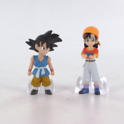 DragonBall GT Figure Gashapon HG 1 Goku/Pan by DragonBall GT (Dragonball Pan compare prices)