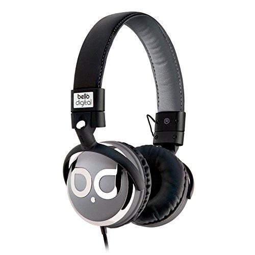 Bell'O International Corp. Over-Ear High Performance Headphones