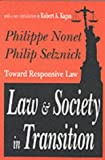 img - for Law and Society in Transition: Toward Responsive Law book / textbook / text book