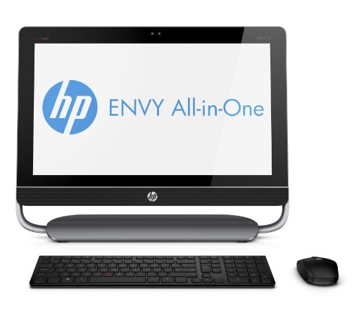 HP Pavilion 23-1020 23-Inch Desktop (Black)