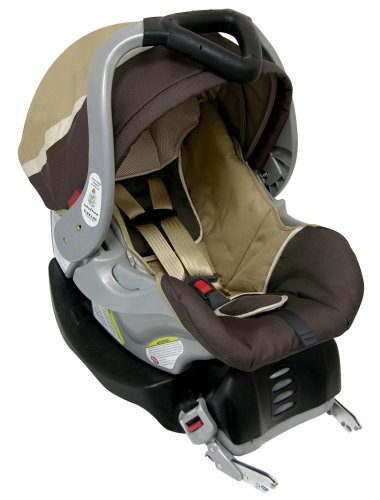 baby trend flex loc car seat vanilla bean. Black Bedroom Furniture Sets. Home Design Ideas