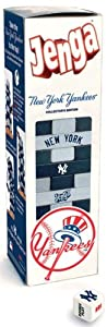 Jenga New York Yankees