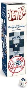 Jenga New York Yankees