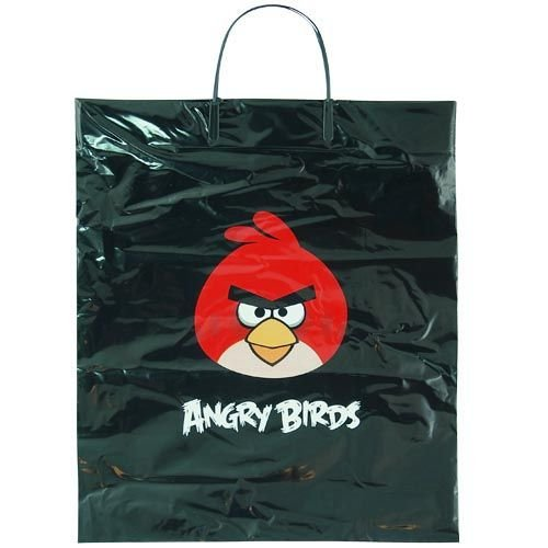 Angry Birds Treat Bag for Halloween or Party Favor