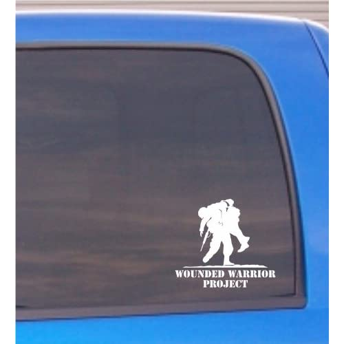 wounded warrior project decals Wwp – wounded warrior decal veteran's take 10% off at checkout durable and all weather superior quality in design, material, and production.