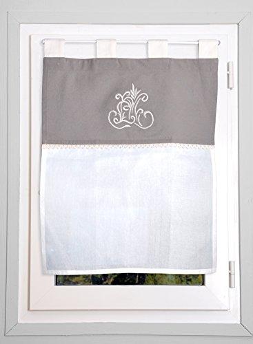 lovely-casa-ra31292001-antan-brise-bise-voilage-coton-gris-60-x-60-cm