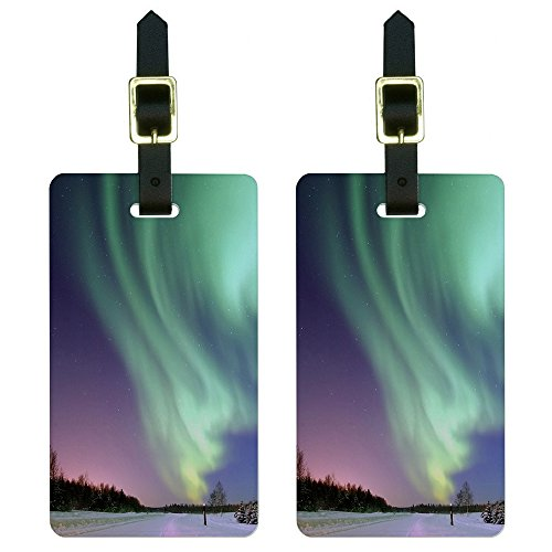 aurora-borealis-alaska-sky-luggage-suitcase-carry-on-id-tags-set-of-2