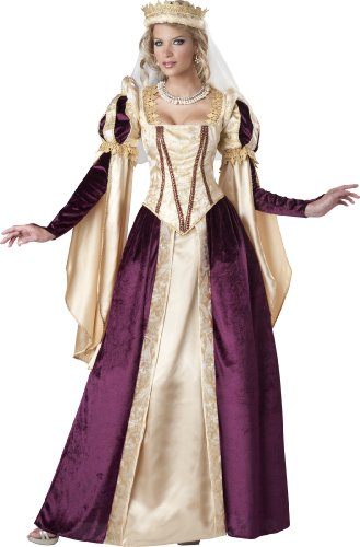 InCharacter Costumes Women's Renaissance Princess