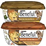 Beneful Prepared Meals Poultry Variety Pack Dog Food Tubs