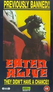 Eaten Alive! [VHS] [1981]