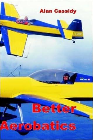 Better Aerobatics (Vol 1)