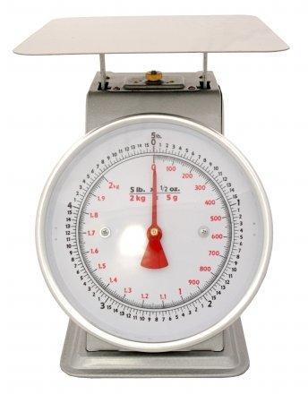 Zenport Industries AZD05 Dial -chelle 5 lb - 2 kg