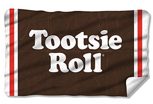 Wrapper Tootsie Roll Fleece Blanket TR131BKT