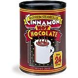 Cinnamon Hot Chocolate ~ Mannheim Steamroller