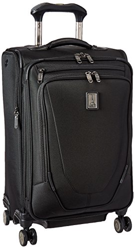 "Travelpro Crew 11 21"" Expandable Spinner, Black"