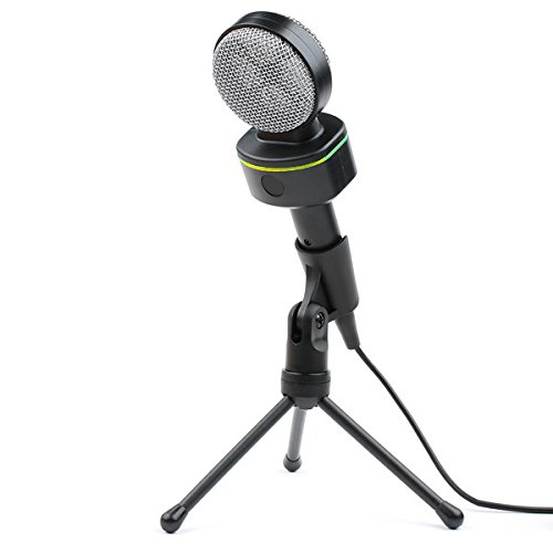 Neewer® Portable Condenser Sound Professional Microphone Pc Laptop Mic For Recording Vocals & Acoustic Instruments