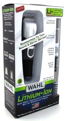 wahl lithium ion all in one trimmer manual