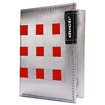 The Red Checker Triplett Hybrid Wallet by Ducti is a very popular item which is sure meet your shopping requirements. Highly recommended, Ducti products make great gifts. Buy the Red Checker Triplett Hybrid Wallet by Ducti for only $26 now.