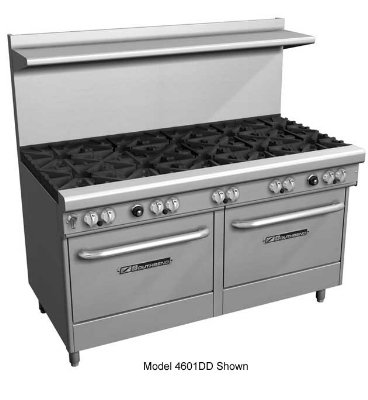 Gas Range Broiler back-531733