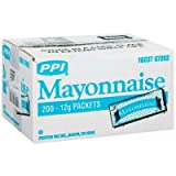 Portion Pack Mayonnaise - 200/12g packets