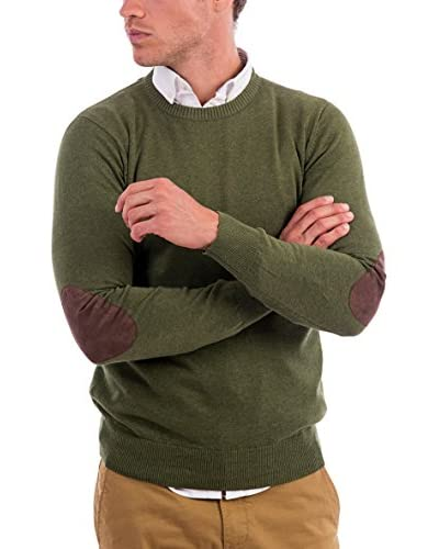 BLUE COAST YACHTING Pullover [Verde]