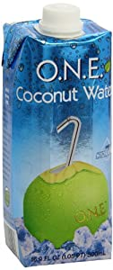 O.N.E. Coconut Water, 16.9 Ounce (Pack of 12)