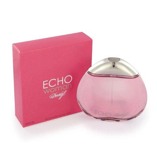 Echo by Davidoff Eau De Parfum Spray 3.4 oz for Women