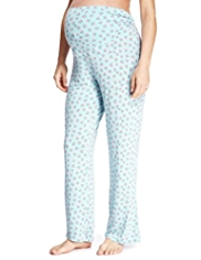 Maternity Floral Pyjama Bottoms