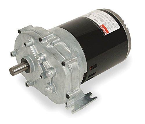 1/4 hp 6 RPM 115V Dayton AC Parallel Shaft (Rotisserie)Gear Motor (5K933) # 1LPP7
