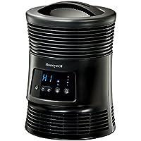 Honeywell 360 Degree Digital Surround Fan Forced Heater (Black)