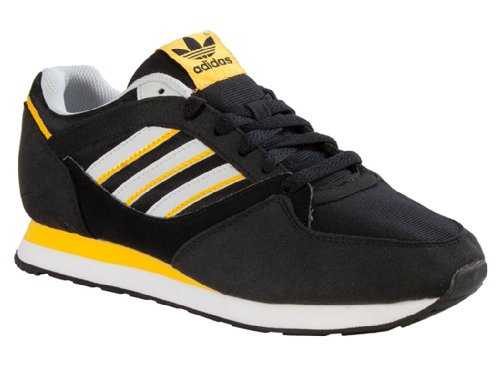 29c89035d Adidas ZX 100 Shoes Black Sunshine 8 - csfsagteyjaz