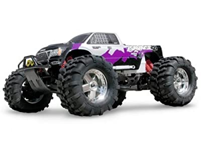 HPI Racing Gt-1 Truck Nitro Savage 21 T-Maxx by HPI Racing
