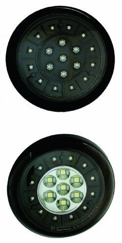 Ipcw Ledt-353Cb Bermuda Black Led Tail Lamp - Pair