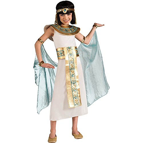 Blue Cleopatra Kids Costume