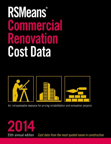 RSMeans Commercial Renovation Cost Data 2014 - RS Means - RS-Commercial - ISBN: 1940238021 - ISBN-13: 9781940238029