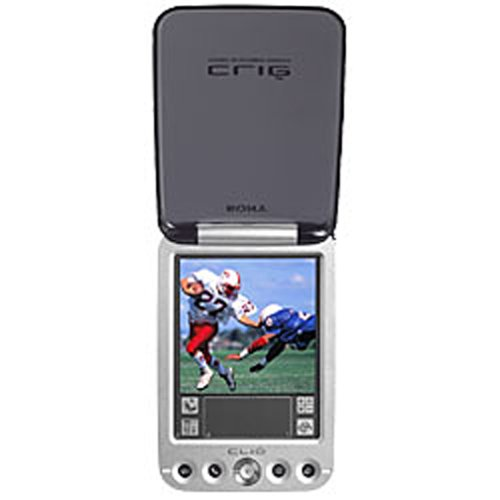 Discover Bargain Sony Clie PEG-SJ33 Handheld