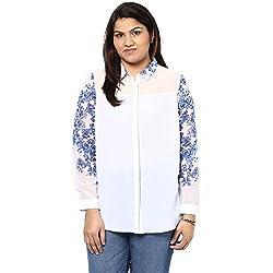 Alto Moda by Pantaloons Women's Shirt _Size_ 3