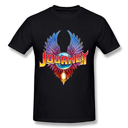 Michaner Walosde Men's Journeys Greatest Hits T-shirt XX-Large