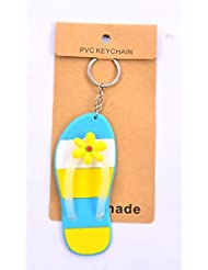 Slipper Key Chain Pack Of 2