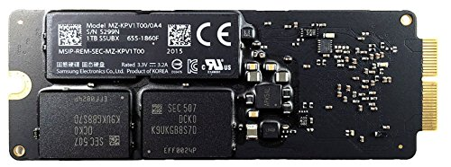 Apple Samsung 1TB PCIe SSD for MacBook Pro Retina, iMac, Mac Pro Late 2013-2014