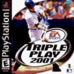 Triple Play 2001 - PlayStation