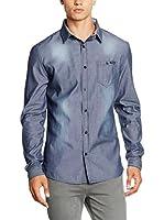 Guess Camisa Hombre (Azul)