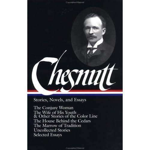charles chesnutt essay speech w