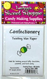 LorAnn Oils Twisting Wax Paper