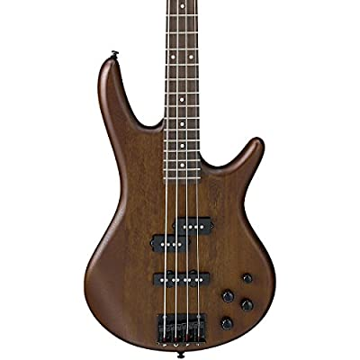 Ibanez GSR200 4-String Electric Bass Flat Walnut Rosewood fretboard
