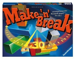 Make'n Break [German Version] フィギュア おもちゃ 人形 (並行輸入)