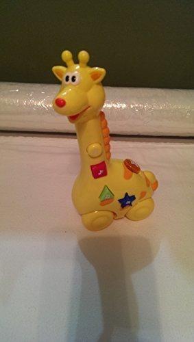 Just Kidz Roll Along Giraffe - 1