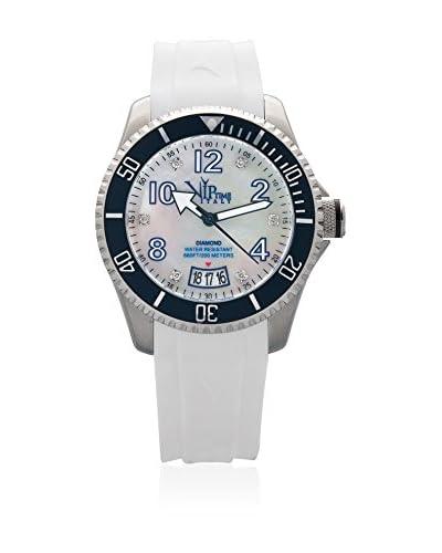 Vip Time Italy Reloj con movimiento cuarzo japonés VP8033WH_WH Blanco 40.00  mm